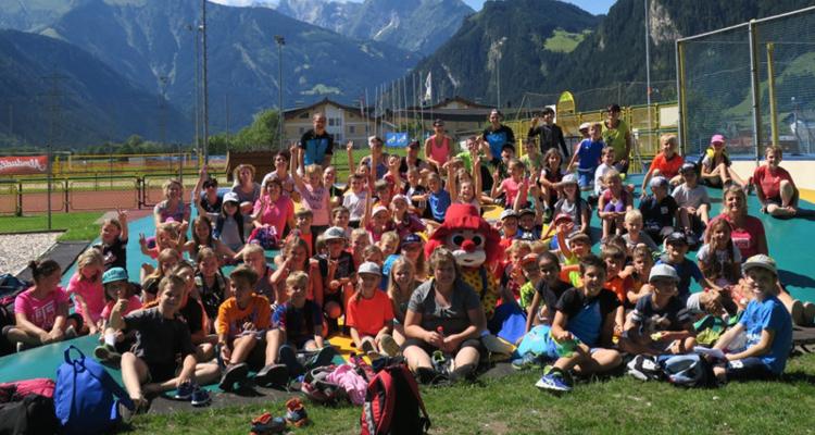 Aktivtag der Volksschule Ramsau