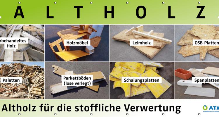 Altholz: Richtig entsorgen für bestmögliche Verwertung