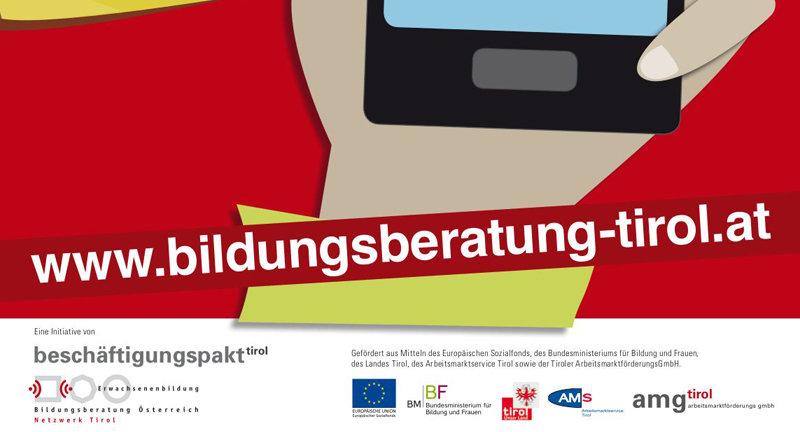 Bildungsberatung Tirol - Die Tiroler Anlaufstelle bei Fragen rund um Bildung und Beruf