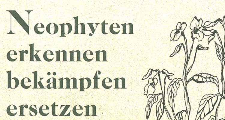 Große Flurreinigung der anderen Art – Neophytenmanagement im Zillertal