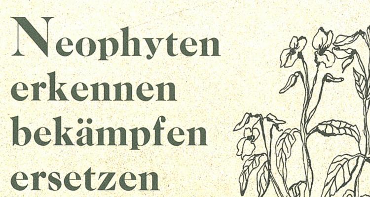 Neophyten-Aktion Zillertal  -  Flurreinigung von Neophyten