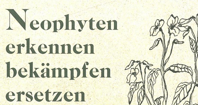 Neophyten-Aktion Zillertal startet ins zweite Jahr