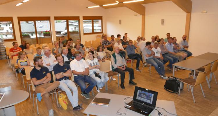 Öffentl. Gemeindeversammlung am 6. Juni 2018