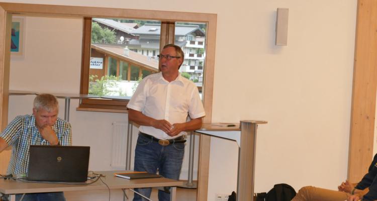Recyclinghof - neues Zutrittssystem - Umweltzone Zillertal, Hansi Steinberger