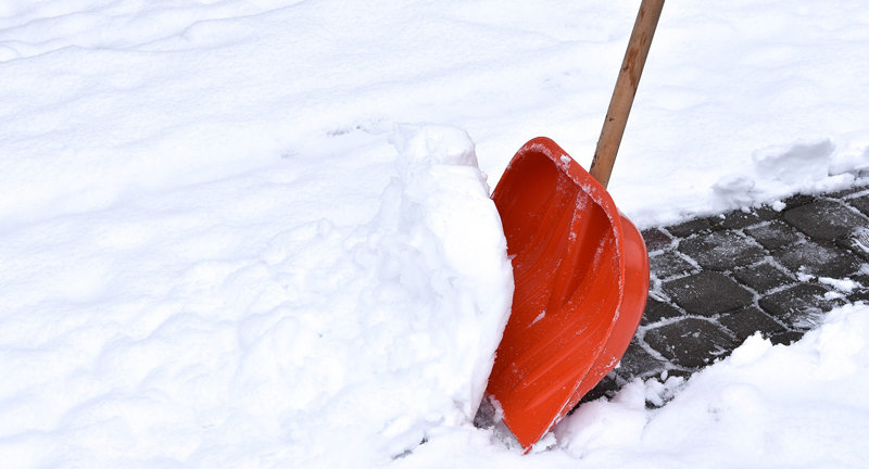 Schneeräumung - Anrainerverpflichtungen