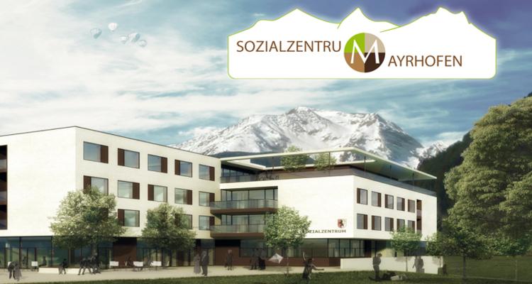 Sozialzentrum Mayrhofen - Stellenausschreibung