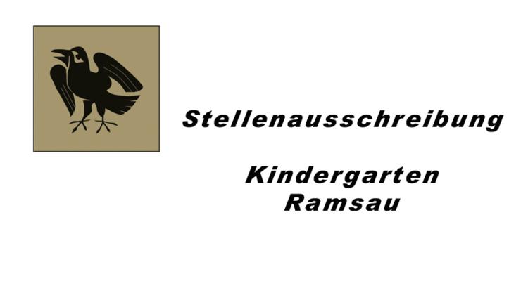 Stellenausschreibungen Kindergarten
