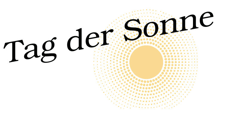 Tag der Sonne - Nachlese