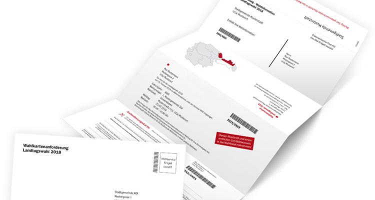 Wahlservice zur Landtagswahl 2018